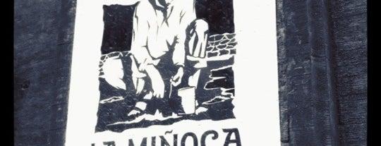 La Miñoca is one of Lanzarote.