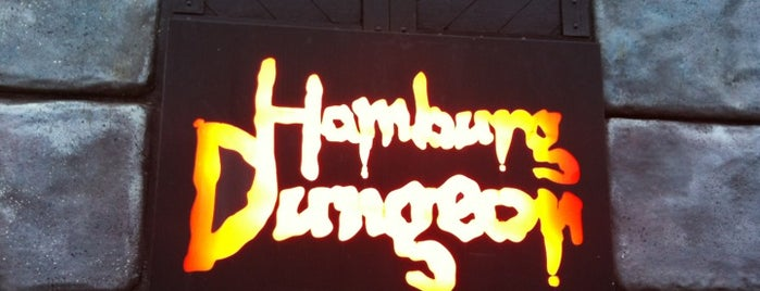 Hamburg Dungeon is one of To-visit in Hamburg.