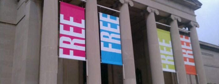 Baltimore Museum of Art is one of Charms of Baltimore #visitUS #4sq.