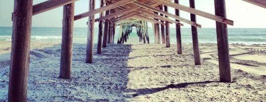 Oceanana Fishing Pier is one of Posti che sono piaciuti a Arnaldo.