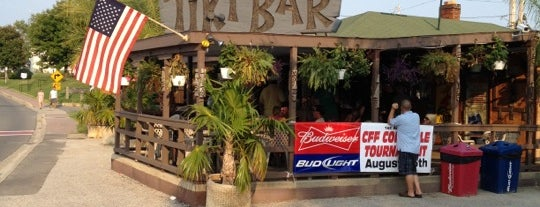 Tiki Bar is one of Best of the Bay - Dock Bars of Maryland.