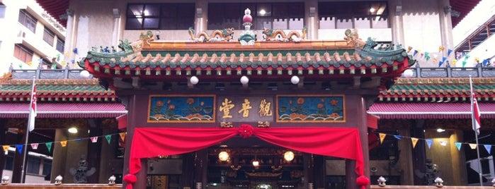 观音堂佛祖庙 Kwan Im Thong Hood Cho Temple is one of Singapore/シンガポール.