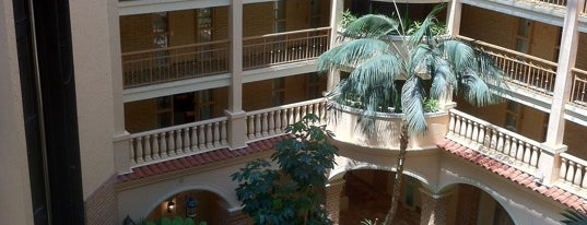 Embassy Suites by Hilton is one of The Only Places I Go.