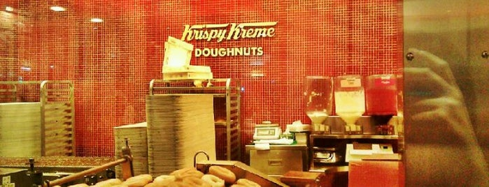 Krispy Kreme is one of Lieux qui ont plu à Shank.