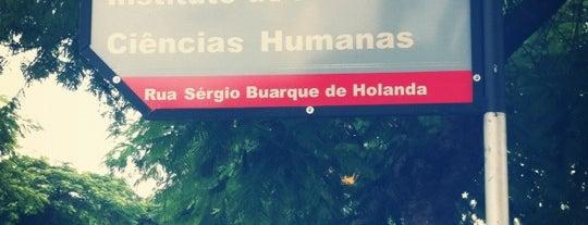 Instituto de Filosofia e Ciências Humanas (IFCH) is one of unicamp.