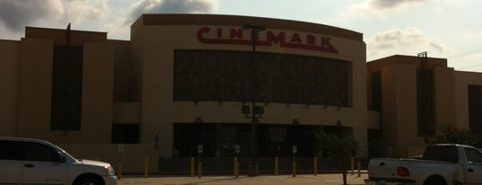 Cinemark is one of Places To Visit In Houston.