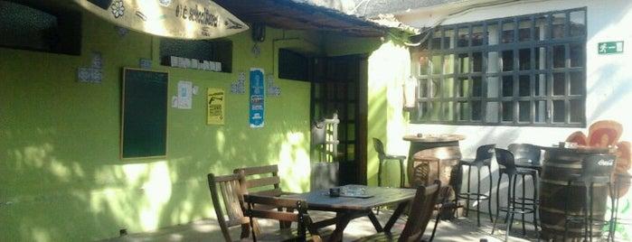 El Camping Tiki Lounge is one of Distrito Barajas.
