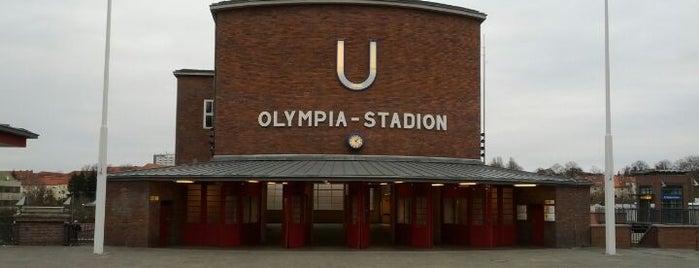 Estadio Olímpico is one of Sports Arena's.