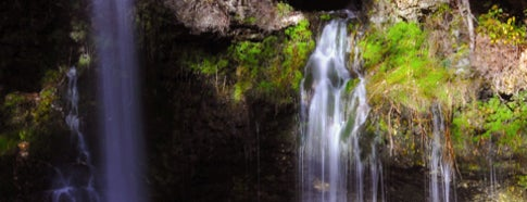 Natural Falls State Park is one of barry.