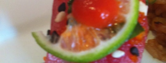 Kashi Sushi & Bar is one of Favorite Restaurants in Puerto Vallarta #BestEat.