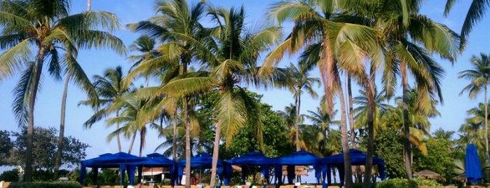 Wyndham Grand Rio Mar Beach Resort & Spa is one of Lugares favoritos de Dan.