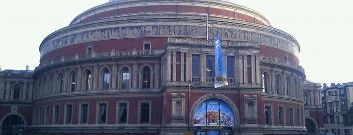 Royal Albert Hall is one of Best Things To Do In London.