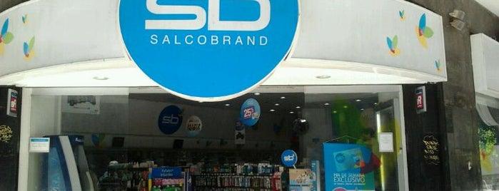 Salcobrand is one of Comercio.