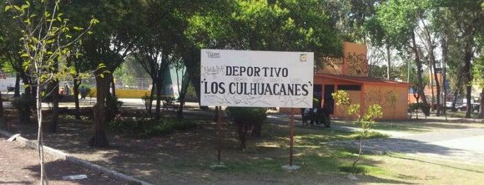 Los Culhuacanes is one of Lugares favoritos de Luis.