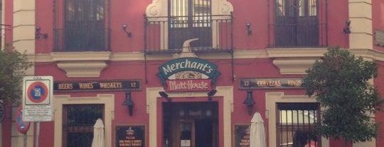 Merchant's Malthouse is one of Josh : понравившиеся места.