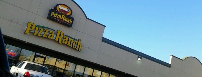 Pizza Ranch is one of BWOB ADVENTURE.