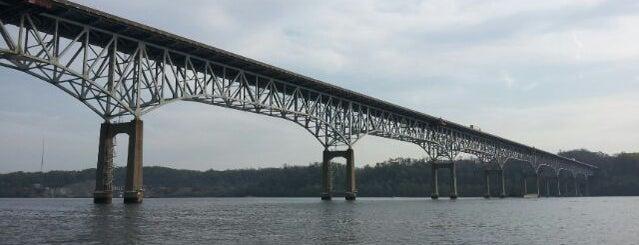 Millard E. Tydings Memorial Bridge is one of USA 6.