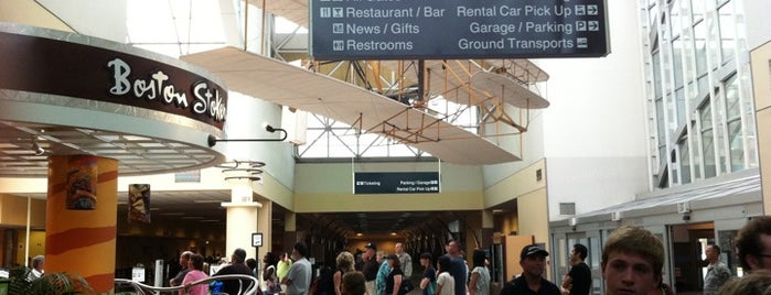 Dayton International Airport (DAY) is one of World Airports.