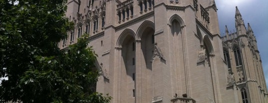 """Washington National Cathedral is one of """"Off The Mall"""" Destinations."""