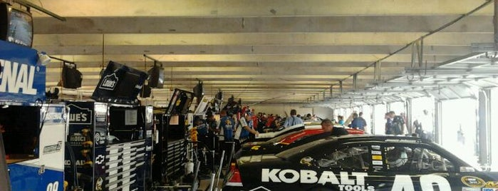 Texas Motor Speedway Pit Road is one of My NASCAR.