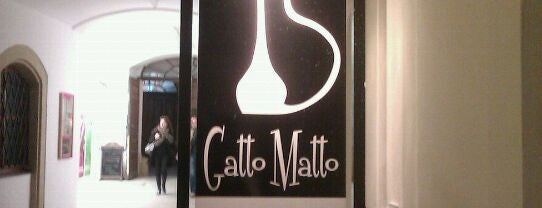 Gatto Matto Ristorante is one of Bratislava.