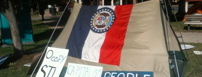 #OccupySTL is one of #OccupyAmerica Locations.