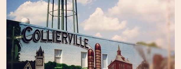 Collierville Town Square Park is one of Orte, die Christine gefallen.