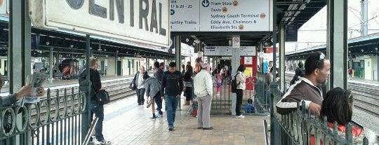 Platforms 18 & 19 is one of Sydney Train Stations Watchlist.