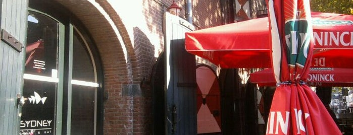 SYDNEY Greet & Eat is one of Misset Horeca Aanraders 2012.