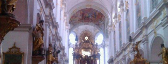 St. Peter is one of I Love Munich!.