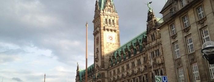 Colonnaden is one of StorefrontSticker #4sqCities: Hamburg.