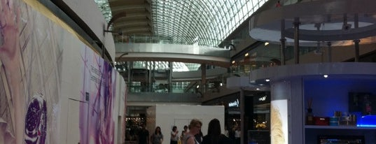 The Shoppes at Marina Bay Sands is one of Places to Shop in Singapore.