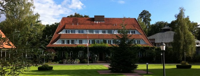 Hotel Döllnsee-Schorfheide is one of Hotels 2.
