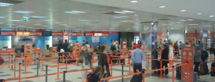 Terminal B is one of Berlin.