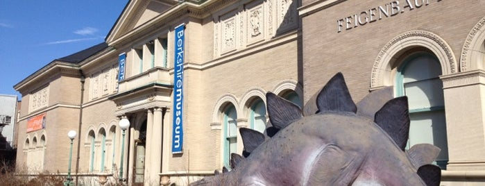 Berkshire Museum is one of Berkshires.