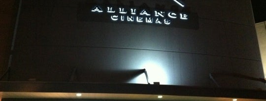 Alliance Cinemas - The Beach is one of Theatres.