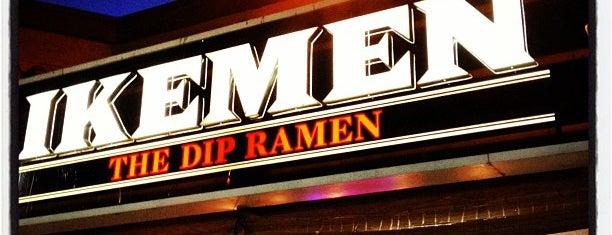 Ikemen is one of SF / LA April 2014.