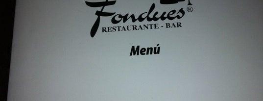 Los Fondues Satélite is one of Donde comer.