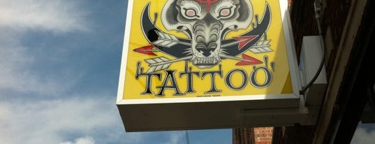 Deluxe Tattoo is one of what to do what to do.