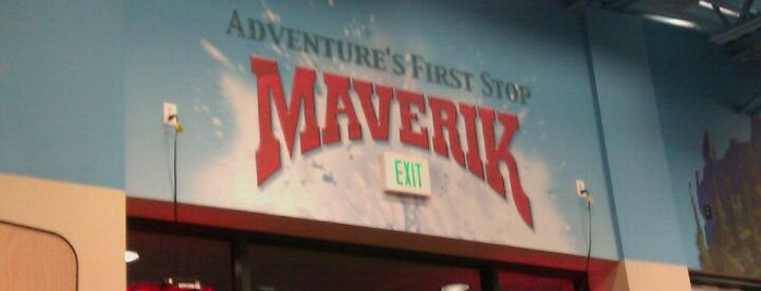 Maverik Adventures First Stop is one of Tempat yang Disukai Ryan.