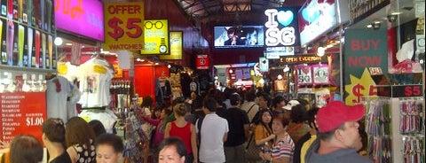 Bugis Street is one of Singapore.