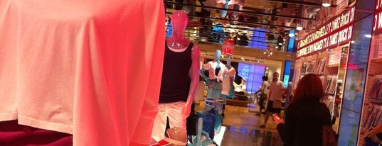 """UNIQLO is one of Our """"Young Guns"""" Favorite Shops in NYC."""