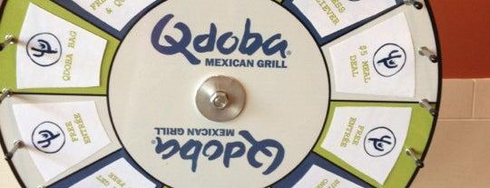 QDOBA Mexican Eats is one of Posti che sono piaciuti a Lori.