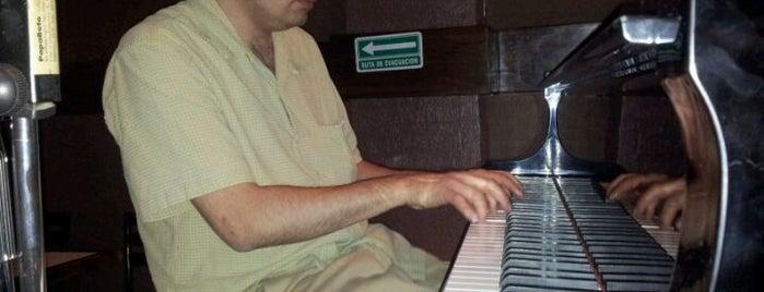 Monk Jazz Bistro is one of antonella 님이 저장한 장소.