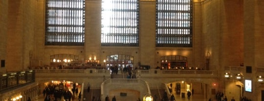 Grand Central Terminal is one of New York II.