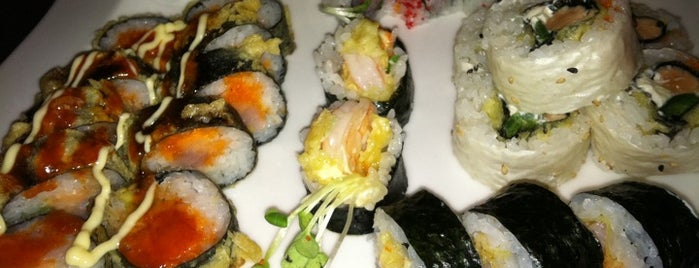 The Fish Restaurant & Sushi Bar is one of Late Night Dining Options.