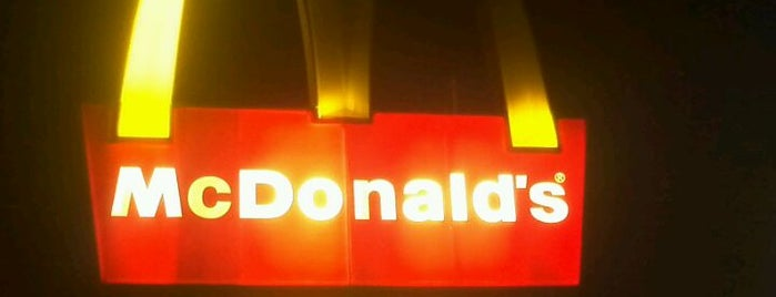 McDonald's is one of Tiffiany's Liked Places.