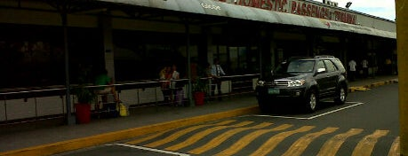 Ninoy Aquino International Airport (MNL) Terminal 4 is one of Airports I've flown thru.