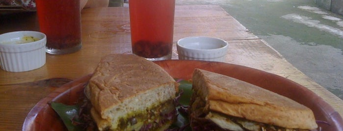Matica is one of Vegan places in Santo Domingo.