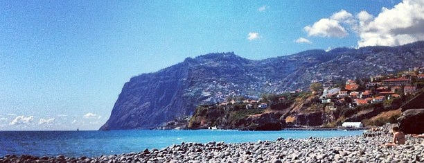 Praia Formosa is one of Madeira.